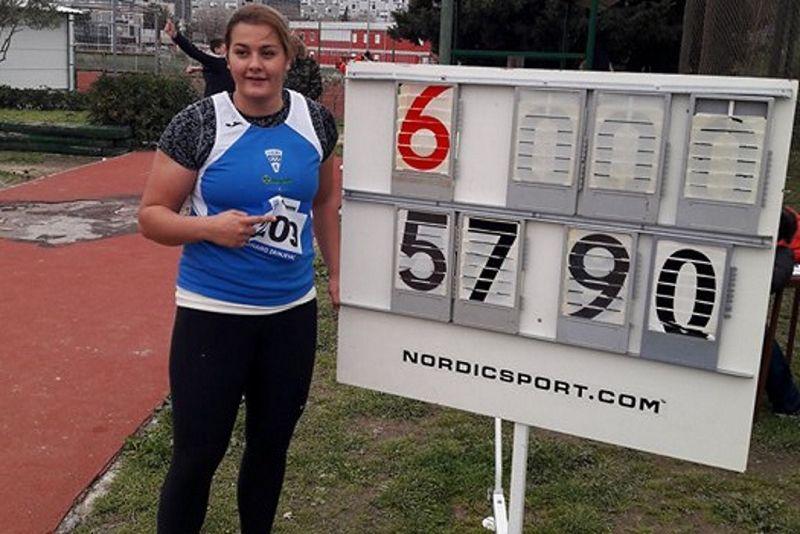 Marija i najdulji let diska u juniorskoj konkurenciji ove sezone u svijetu