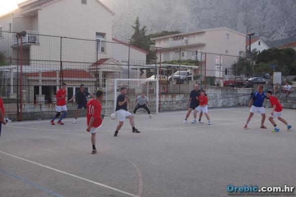 Turnir u organizaciji DVD Oreibć