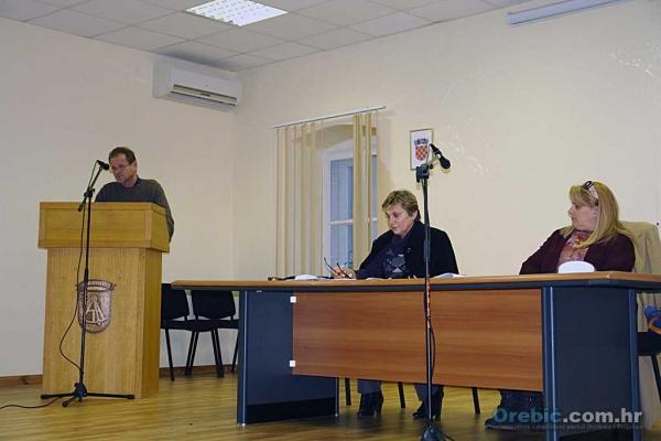 Sa sedme sjednice Općinskog vijeća Općine Orebić