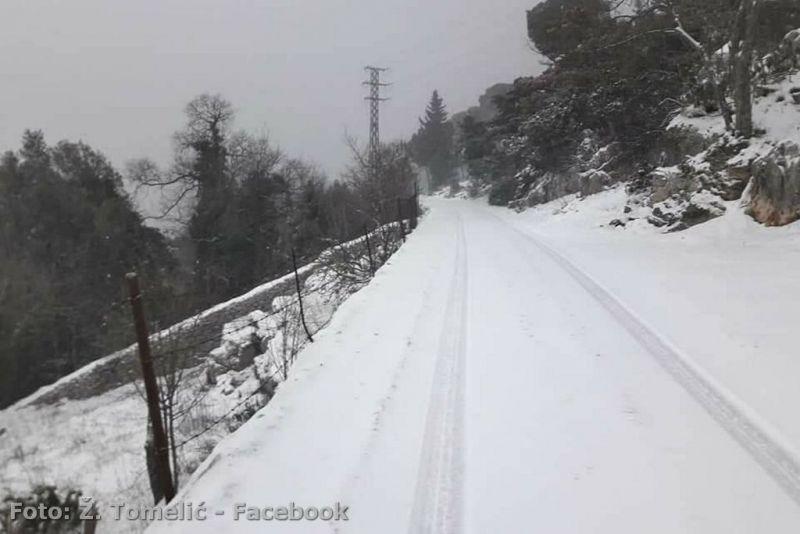 Lokalna cesta u Kuni danas