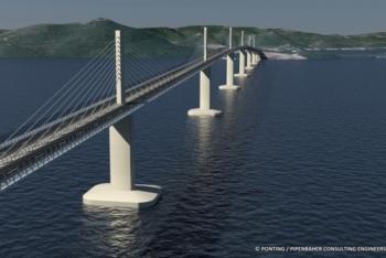 Mogući izgled Pelješkog mosta