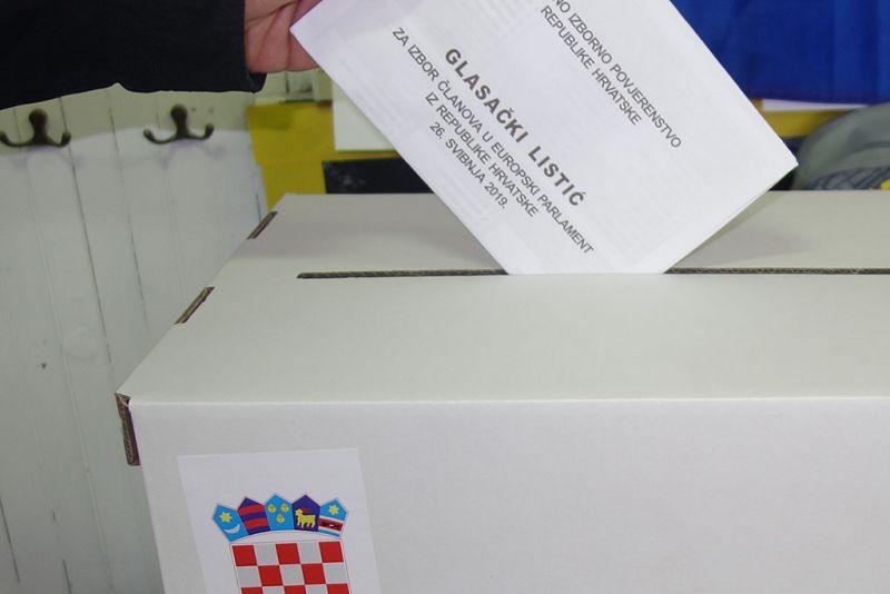Izbori za EU parlament 2019.
