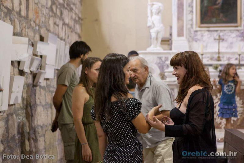 S otvorenja izložbe
