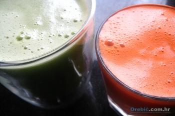 Organski sokovi kao bitan sastojak Gersonove terapije