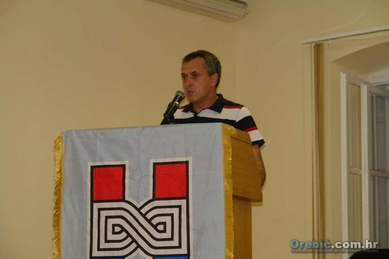 Petar Mustapić - nositelj kandidacijske liste HDZ-a za vijeće MO Orebić