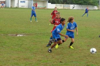 Prošle nedjelje na Trstenici odigrane čak četiri nogometne utakmice