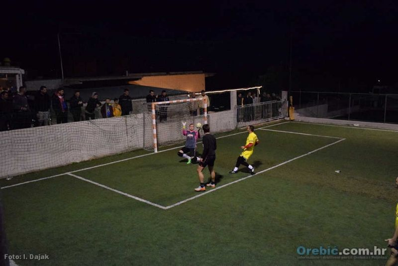 Danas počinje tradicionalni novogodišnji malonogometni turnir 'Orebić 2018.'