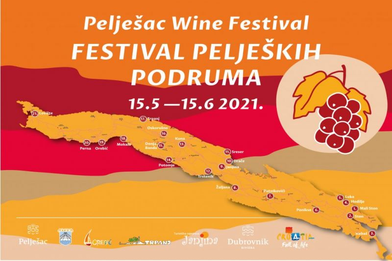 "Počinje Festival peljeških podruma ""Pelješac Wine Festival"""