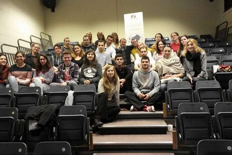 Mladi iz ruralnih područja više članica EU na radionici u Walesu