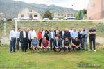 Predsjednik HNS-a Davor Šuker posjetio Orebić - najavio donaciju umjetne trave za nogometno igralište i utakmicu veterana reprezentacije