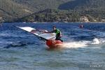 Darko Antunović, trenutno najbolji surfer Vignja u akciji