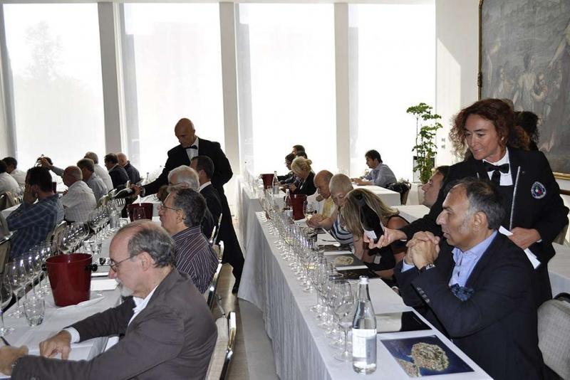 S prezentacije vina u Rimu