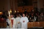 Svjetlo Uskrsa u orebićkoj župnoj crkvi