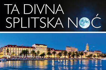 "Humanitarni koncert ""Ta divna splitska noć"" u Orebiću"