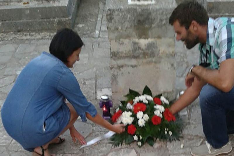 Orebićki HDZ obilježio Europski dan sjećanja na žrtve svih totalitarnih i autoritarnih režima