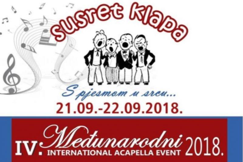 Međunarodni susret klapa Orebić 'S pjesmom u srcu'