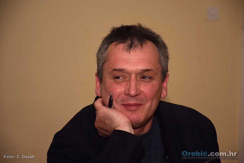 Petar Mustapić - predsjednik Područnog odbora Udruženja obrtnika