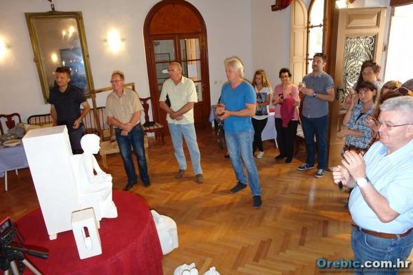 Otvorenje izložbe 'Kamen kao inspiracija'