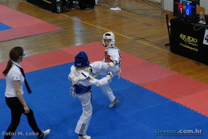 Izvrstan rezultat mladih članova taekwondo kluba Forteca