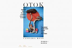 Izložba Vasiljke Roso: 'Otok' - od ponedjeljka u 'Luncijati'