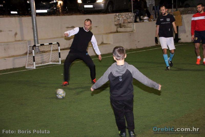 Odigrane četvrtfinalne utakmice malonogometnog turnira u Orebiću