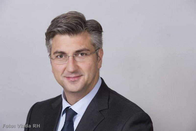 Premijer Plenković u nedjelju na druženju s biračima u Orebiću