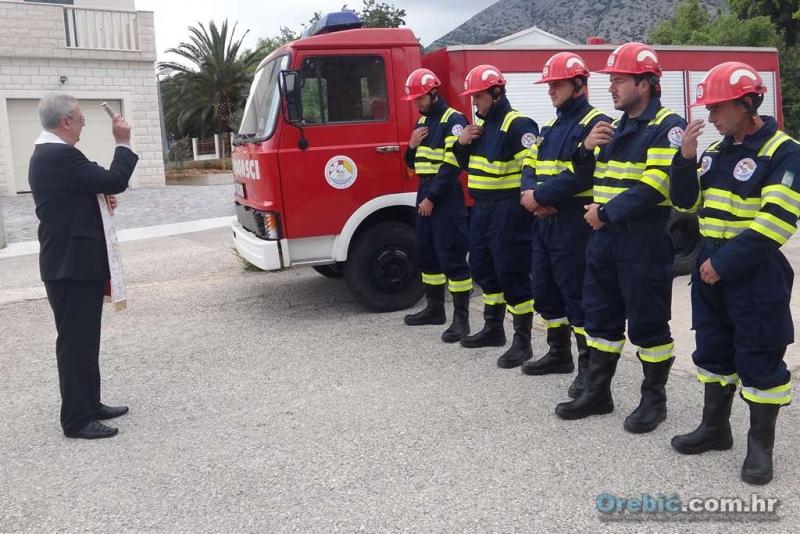 Loviški vatrrogasci spremni za djelovanje u slučaju potrebe!