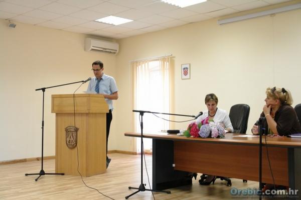 Konstituirajuća sjednica Općine Orebić - nova vlast na svojim mjestima