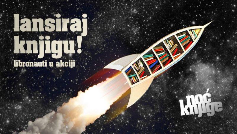 Noć knjige u Narodnoj knjižnici u Orebiću