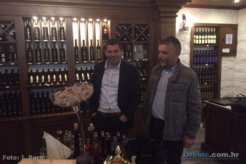 U posjetu vinariji Matuško
