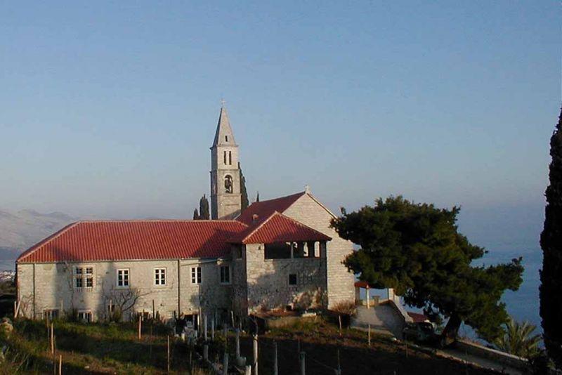 Samostan i crkva Velike Gospe u Podgorju