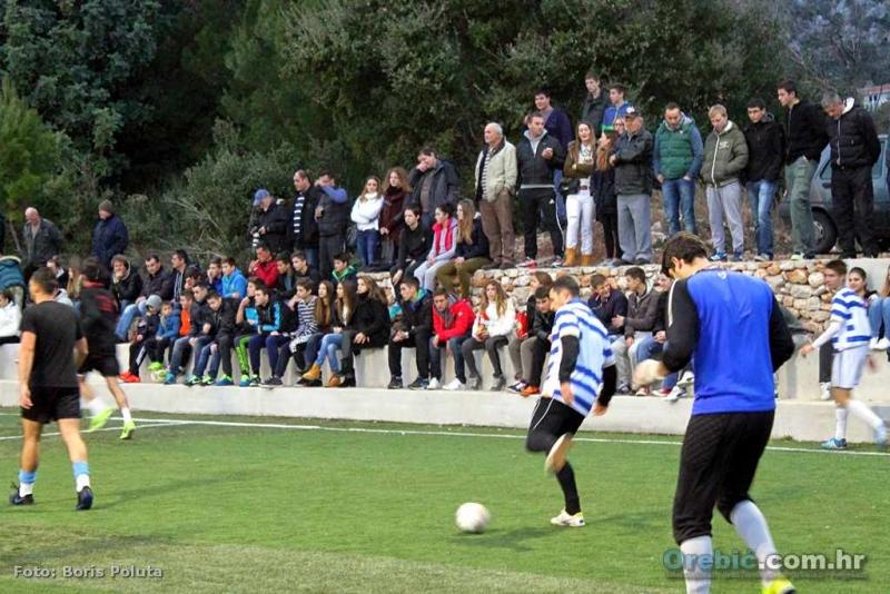 Polufinalne utakmice Orebić 2015.