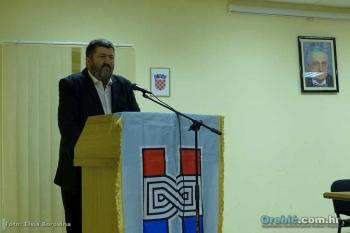 Miroslav Roso, predsjednik OO HDZ Orebić
