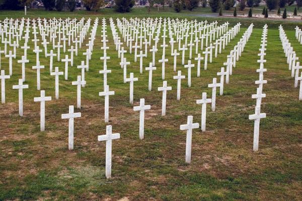 Memorijalno groblje Memorijalno groblje žrtava iz Domovinskog rata u Vukovaru