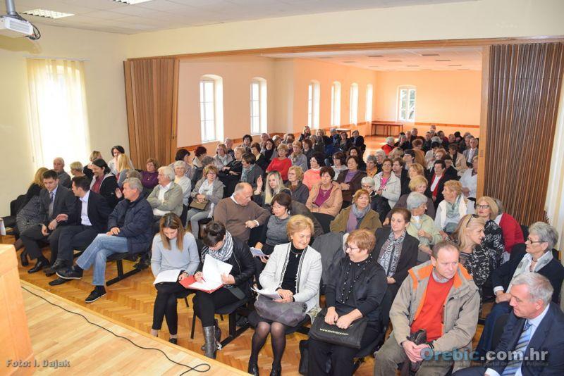 Sa skupštine Lige protiv raka u Orebiću