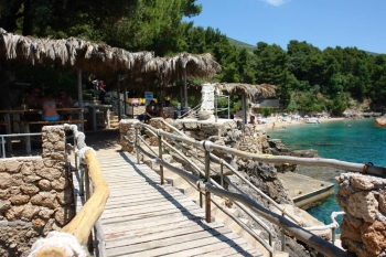 Iz kampa Adriatic