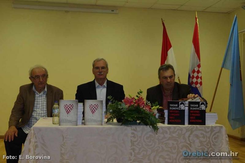 Predstavljanje knjiga Andrije Hebranga i Tihomira Dujmovića - FOTO