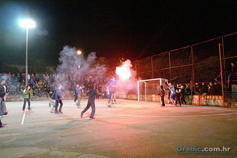 S prošlogodišnje proslave nakon izvođenja kaznenih udaraca u finalnoj utakmici