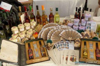 Ilustracija: Pelješki otočni proizvodi na sajmu u Zagrebu