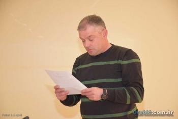 Predsjednik OV Toni Marelić - s 24. sjednice OV