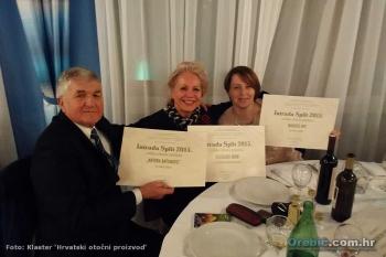 Ponosni dobitnici priznanja