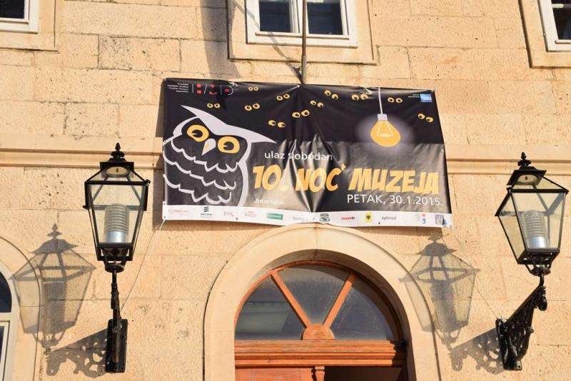 Ove će se godine manifestacija Noći muzeja