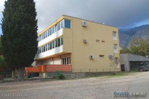 Ilustracija: zgrada DV Orebić