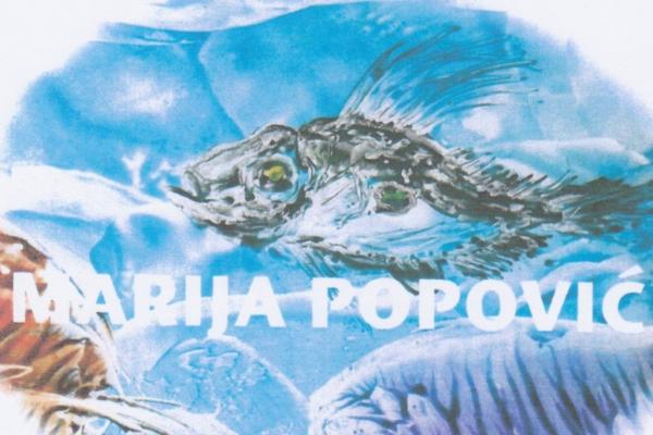 Izložba slika Marije Popović