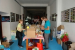 Volonteri sortiraju u DVD Orebić. U galeriji još Viganj i Lovište. Župa i Trpanj ostali van dosega objektiva - vjerujemo jednako zaposleni