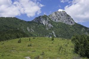 Planina Klek pored Ogulina