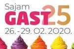 Održan međunarodni sajam vina i gastronomije 'GAST 2020' u Splitu
