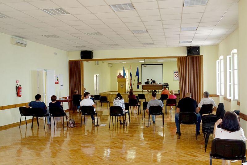 S 31. sjednice Općinskog vijeća