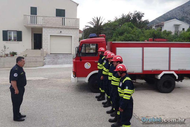 Održan sastanak s ciljem bolje zaštite od požara
