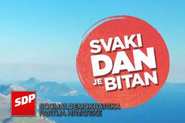SDP - OO Orebić